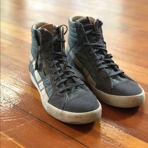 Diesel high top sneakers